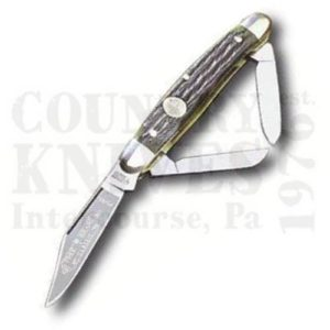 Buy Böker  B-7588 Medium Stockman, Jigged Green Bone at Country Knives.