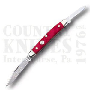 Buy Böker  B-8288SS Pen, Smooth Red Bone at Country Knives.