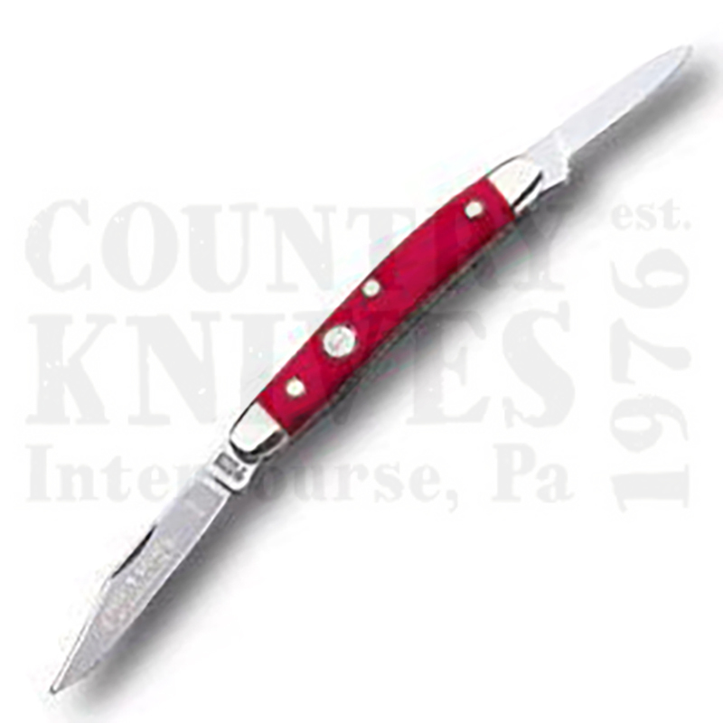 Buy Böker  B-8288SS Pen - Smooth Red Bone at Country Knives.