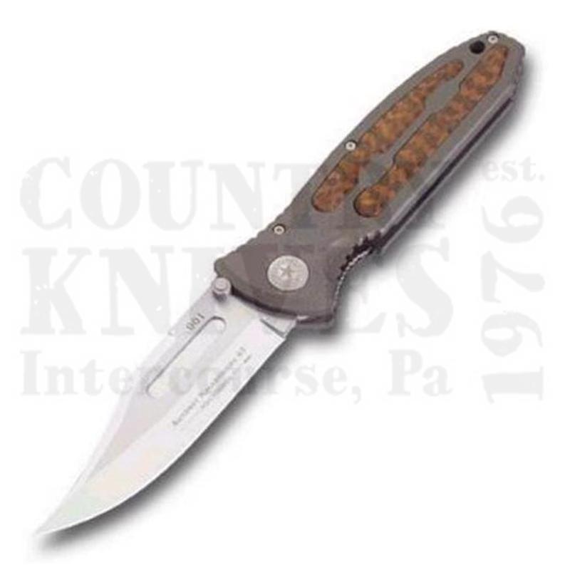 Buy Böker  B-KALTD Kalashnikov - 6066-T6 / Snakewood at Country Knives.