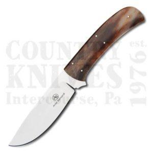 Buy Arno Bernard  AB6202BV Eland - Giraffe Bone / Böhler N690Co at Country Knives.