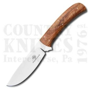 Buy Arno Bernard  AB6215BV Eland, Wild Olive / Böhler N690Co at Country Knives.