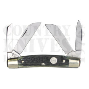 Buy Böker  B-5464GN Congress, Jigged Green Bone at Country Knives.