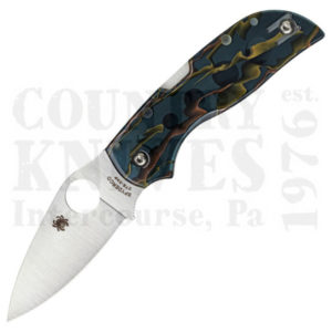 Buy Spyderco  C152RNP Chaparral, Raffir Noble / PlainEdge at Country Knives.