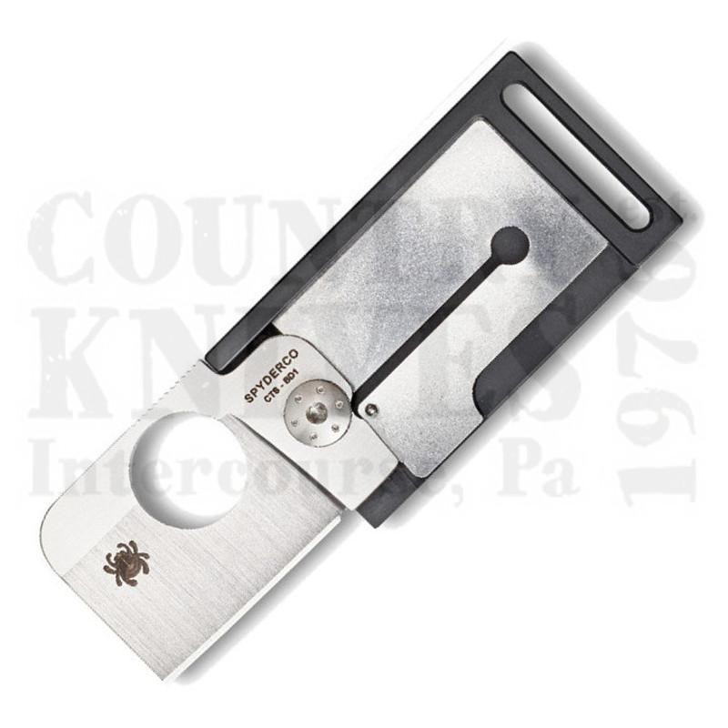 Buy Spyderco  C193PBK Squarehead - Black FRN at Country Knives.