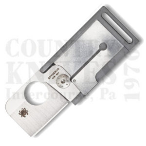 Buy Spyderco  C193PGY Squarehead, Gray FRN at Country Knives.
