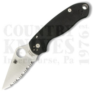 Buy Spyderco  C223GS Para 3 - SpyderEdge at Country Knives.