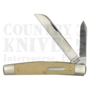 Buy Great Eastern Tidioute GE-133217MM Speaker Jack, Muslin Micarta at Country Knives.