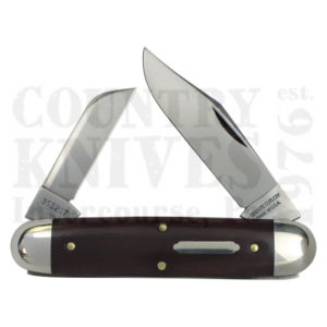 Buy Great Eastern Tidioute GE-351217MM Churchill, Maroon Micarta at Country Knives.