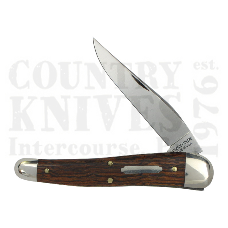 Buy Great Eastern Tidioute GE-381117MB Dogleg Jack - Mexican Bocote at Country Knives.