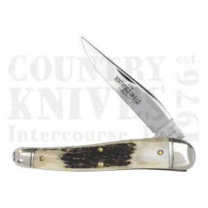 Buy Great Eastern Northfield GE-381117SS Dogleg Jack, Sambar Stag at Country Knives.