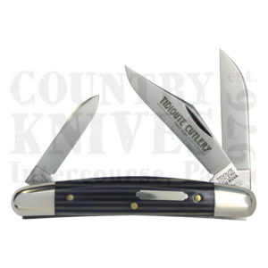 Buy Great Eastern Tidioute GE-621312 Maverick Easy Pocket Stockman, Blue Corduroy Acrylic at Country Knives.