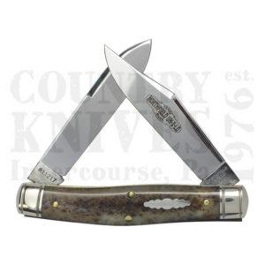 Buy Great Eastern Northfield GE-811217AP Bull Moose - Appaloosa Bone at Country Knives.