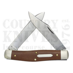 Buy Great Eastern Tidioute GE-811217NM Bull Moose, Natural Micarta at Country Knives.