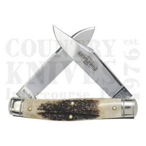 Buy Great Eastern Northfield GE-811217SS Bull Moose - Sambar Stag at Country Knives.