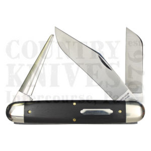 Buy Great Eastern Tidioute GE-981316GE Texas Cattle Knife, Gabon Ebony at Country Knives.