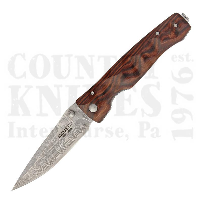 Buy MCUSTA  MC-122DR Tactility Folder -  at Country Knives.