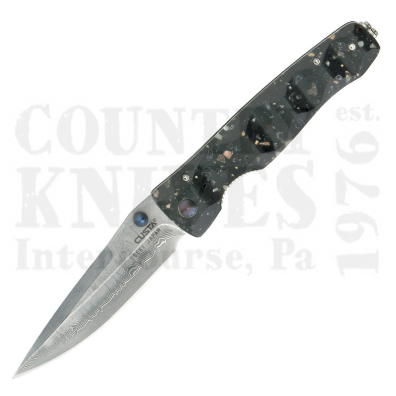 Buy MCUSTA  MC-123D Tactility Folder -  at Country Knives.