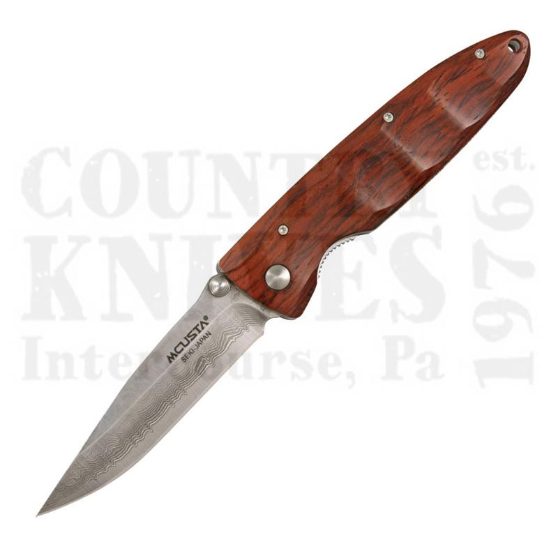 Buy MCUSTA  MC-24D MC2 Folder -  at Country Knives.