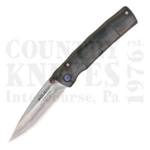 Buy MCUSTA  MC-76D Take Folder - Ebony Bamboo at Country Knives.