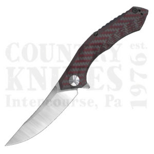 Buy Zero Tolerance  ZT0462 Sinkevich, Red Carbon Fiber at Country Knives.