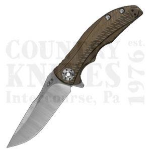 Zero ToleranceZT0609RJ Martin – 20CV / Bronze Titanium