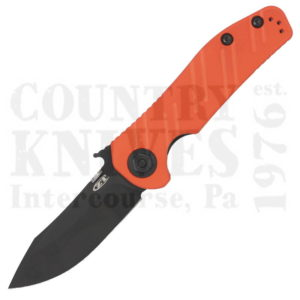 Buy Zero Tolerance  ZT0630ORBLK Emerson, Orange / S35VN at Country Knives.