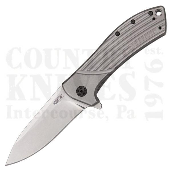 Buy Zero Tolerance  ZT0801 Rexford, ELMAX / Titanium at Country Knives.