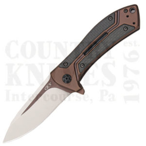 Buy Zero Tolerance  ZT0801CF Rexford, M390 / Titanium at Country Knives.
