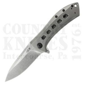 Buy Zero Tolerance  ZT0801TI Rexford, Skeletonized Titanium at Country Knives.