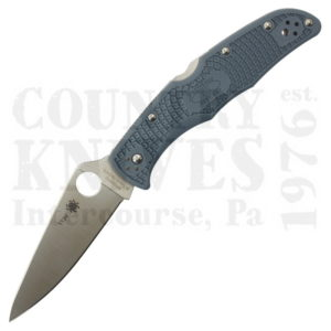 Buy Spyderco  C10FPBLE Endura4, LIGHT BLUE FRN / V-Toku2 / SUS310 at Country Knives.