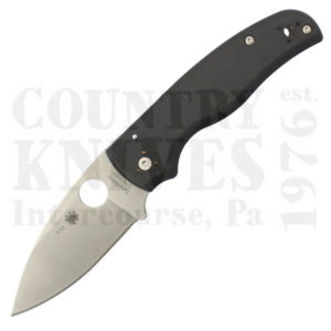 Buy Spyderco  C229GP Shaman, G-10 / PlainEdge at Country Knives.