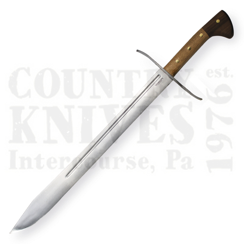 Buy Condor Tool & Knife  CTK1020-21.4HC Condor Messer Sword -  Leather Sheath at Country Knives.