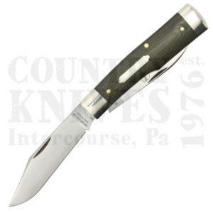 Buy Great Eastern Tidioute GE-441218GM Buffalo Jack (Gunstock) - OD Green Micarta at Country Knives.