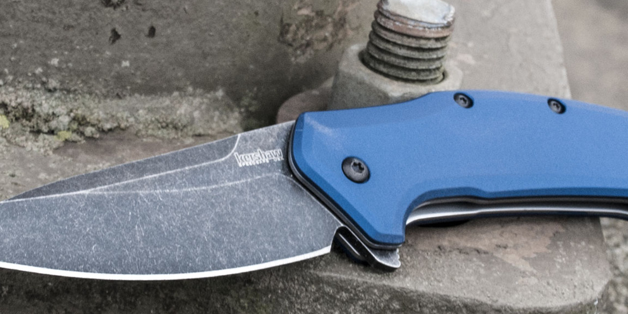 Shop the Kershaw collection at Country Knives