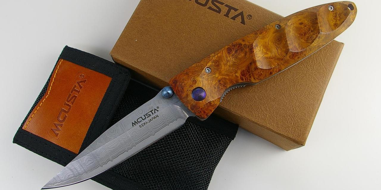 Shop Mcusta Knives at Country Knives