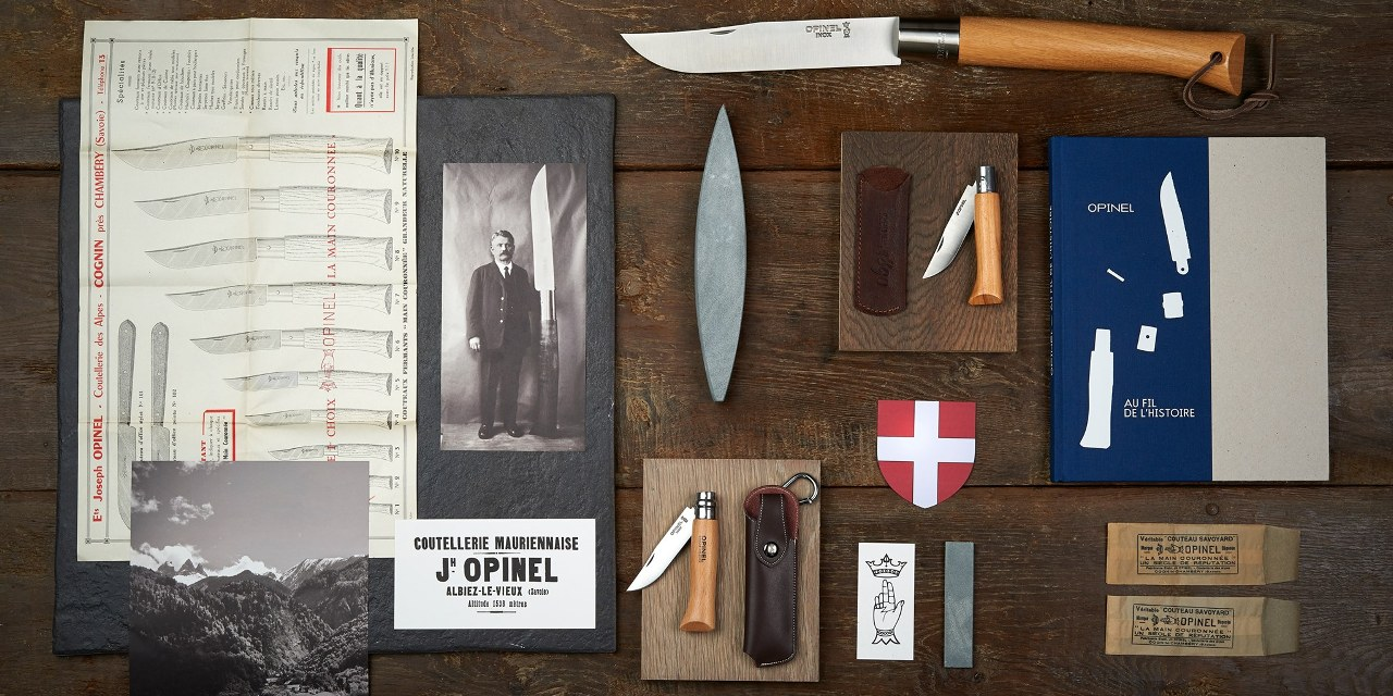 Shop the collection of Opinel knives at Country Knives