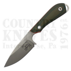 Buy White River Knife & Tool  WRCPR-GROR Caper, Green & Orange G-10 / Kydex at Country Knives.