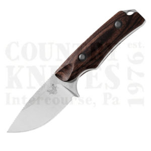 Buy Benchmade  BM15016-2 Hidden Canyon Hunter, Dymondwood at Country Knives.