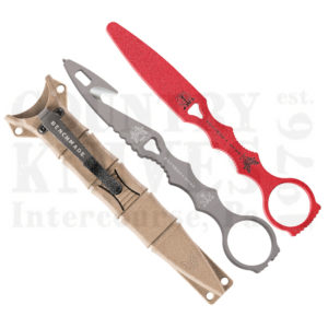 Buy Benchmade  BM179GRYSNCOMBO SOCP Dagger - With Trainer at Country Knives.