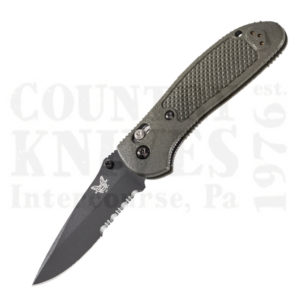 Buy Benchmade  BM551SBKOD Griptilian, Olive Drab / BK1 / ComboEdge at Country Knives.