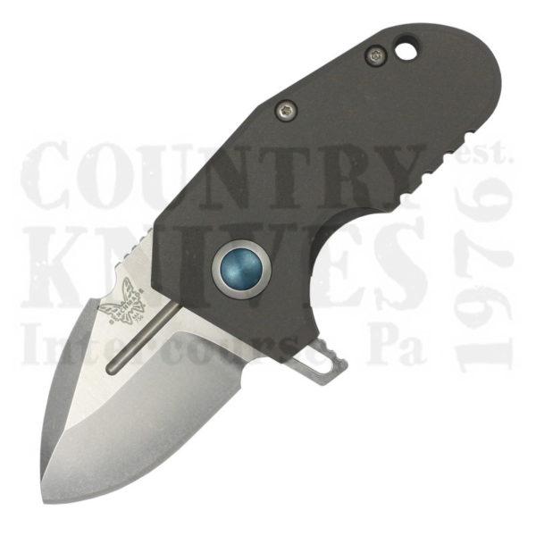 Buy Benchmade  BM756 Micro Pocket Rocket - 20CV / Plain Edge at Country Knives.