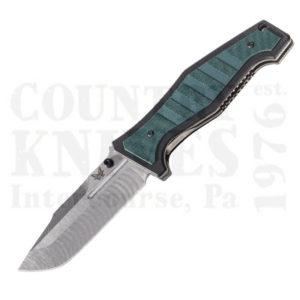 Buy Benchmade  BM757 Vicar, Plain Edge at Country Knives.