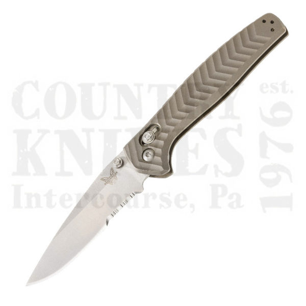 Buy Benchmade  BM781S Anthem - ComboEdge at Country Knives.
