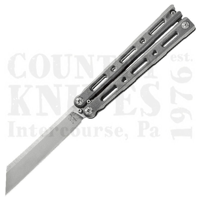 Buy Benchmade  BM87 Ti Bali-Song - S30V / Titanium at Country Knives.