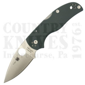 Buy Spyderco  C41GPFGR5 Native5, S90V / Green G-10 at Country Knives.