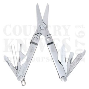 Buy Leatherman  LT64010101 Micra - Stainless Steel at Country Knives.