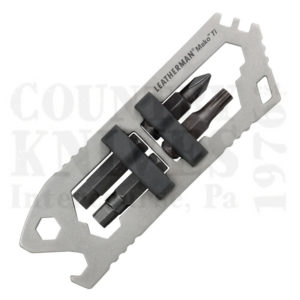 Buy Leatherman  LT831682 Mako Ti, Bike Tool at Country Knives.