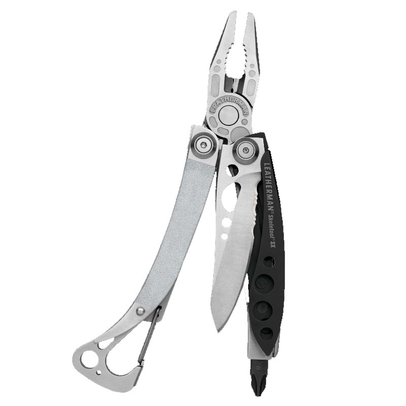 Buy Leatherman  LT831788 Skeletool SX - Diamond File at Country Knives.