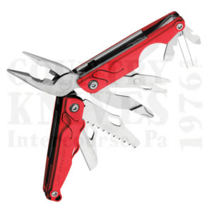 Buy Leatherman  LT831833 Leap, Red at Country Knives.